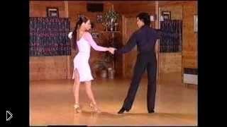 Смотреть онлайн Обучение танцу Ча-Ча-Ча для новичков