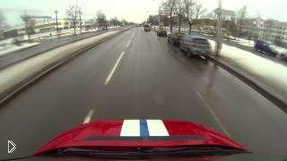 Смотреть онлайн Как пропускают МЧС на дорогах в России