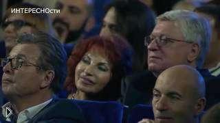 Смотреть онлайн Выступление КВН: Семен Слепаков про политику РФ