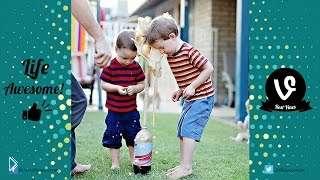 Смотреть онлайн Подборка: Дети застряли или у них не получается