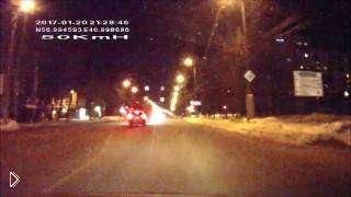 Смотреть онлайн Жестокая авария с пожарной машиной