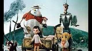 Смотреть онлайн Мультфильм «Волшебник изумрудного города», 1973
