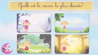Смотреть онлайн Урок французского языка начинающим детям