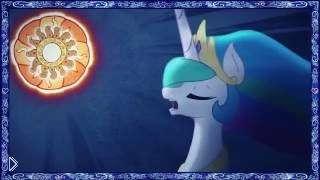 Смотреть онлайн Колыбельная песня для принцессы Луны на русском