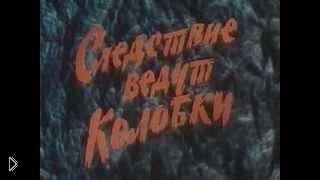 Смотреть онлайн Мультфильм: Следствие ведут колобки, 1987 год