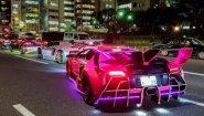 Смотреть онлайн Только японцы умеют так круто тюнинговать автомобили