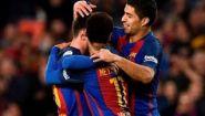Смотреть онлайн Обзор всех голов в игре Барселона - ПСЖ 6:1