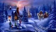 Смотреть онлайн Радиоспектакль «Рождественские истории», А.П. Чехов