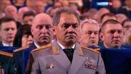 Смотреть онлайн Праздничный концерт к 23 февраля в Кремлевском дворце
