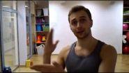 Смотреть онлайн Базовые шаги в танце ча-ча-ча для начинающих