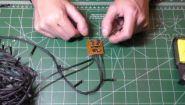 Смотреть онлайн Как починить светодиодную гирлянду, если она не горит