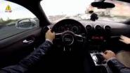 Смотреть онлайн Подборка: Гоночные шашки на дороге