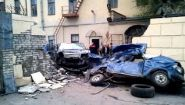 ДТП: Подборка аварий на большой скорости - Видео онлайн