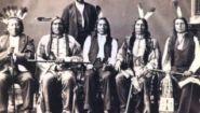 Смотреть онлайн Документальный фильм про индейскую войну в Америке