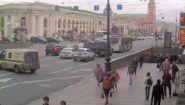 Смотреть онлайн Прямая трансляция с улиц Санкт-Петербурга