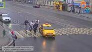 Смотреть онлайн Драка на пешеходке в Калининграде