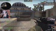 Самые крутые моменты в игре Контер-Страйк - Видео онлайн