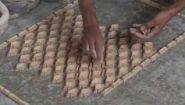 Процесс изготовления плитки в Марокко - Видео онлайн