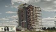 Смотреть онлайн Когда обрушение здания пошло не так