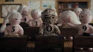 Смотреть онлайн Короткометражный мультфильм: Ноль, 2010 год