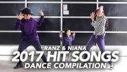 Два ребенка хорошо танцуют под хиты 2017 года - Видео онлайн