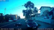 Смотреть онлайн Подборка ДТП, которые произошли в Австралии