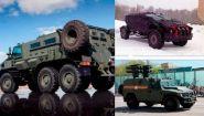 Смотреть онлайн Подборка: Российская бронетехника