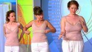 Как узнать размер женской груди - видео онлайн