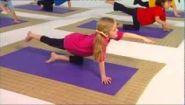 Смотреть онлайн Упражнения по йоге для детей