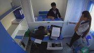 Смотреть онлайн На ограбление банка пришел