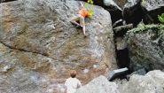 Смотреть онлайн Подборка падений скалолазов