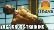 Смотреть онлайн Кроссфит-йога: упражнения для начинающих