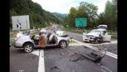 Смотреть онлайн Подборка аварий: Как не надо ездить за рулем