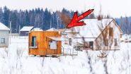 Как строить маленькие дома для продажи или аренды - Видео онлайн