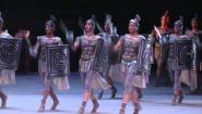 Смотреть онлайн Балет «Спартак»