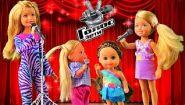 Смотреть онлайн Барби участвует в шоу