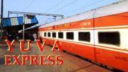 Смотреть онлайн Катание на поезде по Индии
