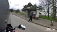 Смотреть онлайн Добрые поступки мотоциклистов