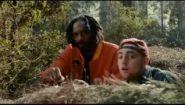 Смотреть онлайн Смешной момент из фильма про косячок