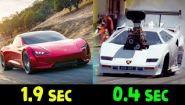 Смотреть онлайн Какой автомобиль разгоняется быстрее всех до 100