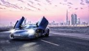 Смотреть онлайн Какие автомобили любит дубайская молодежь
