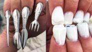 Самые сумасшедшие накладные ногти - Видео онлайн