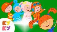 Смотреть онлайн Песни для детей 2-х лет: Ролик для малышей