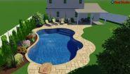 Смотреть онлайн Таймлапс: Как происходит постройка бассейна