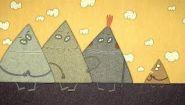 Смотреть онлайн Короткометражка: 4 горы