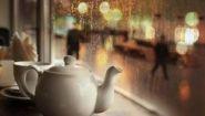 Смотреть онлайн Музыка: Джаз под звуки дождя