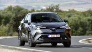 Смотреть онлайн Тест-драйв машины: Toyota C-HR
