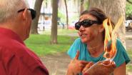 Смотреть онлайн Самые добрые розыгрыши над незнакомыми людьми