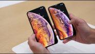 Смотреть онлайн Обзор новых iPhone XS, Max, XR
