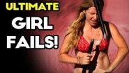 Смотреть онлайн Сборник: Жестокие приколы с девушками